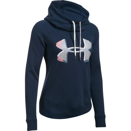 Under Armour Women's Favorite Fleece Pullover Hoodie