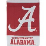 WinCraft University of Alabama 2-Sided Garden Flag - view number 1