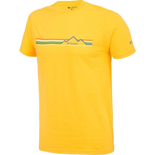 Columbia Sportswear Men's CSC Maple Short Sleeve T-shirt - view number 3