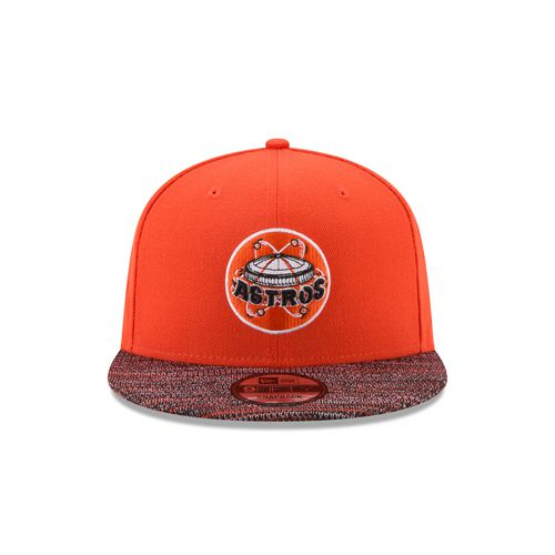 New Era Men's Houston Astros Jose Altuve 27 9FIFTY Snapback Tech ALT Cap