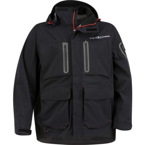 Display product reviews for H2O XPRESS Men's Softshell Fishing Parka