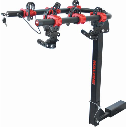Malone Auto Racks Runway HM3 OS 3-Bike Hitch Carrier
