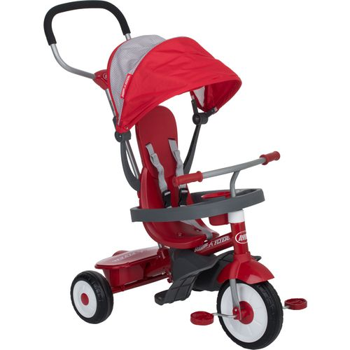 Radio Flyer 4-in-1 Stroll 'N Tricycle