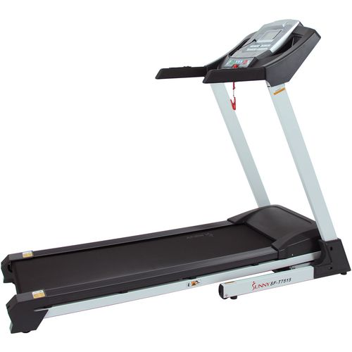 Sunny Health & Fitness Smart Treadmill with Auto Incline