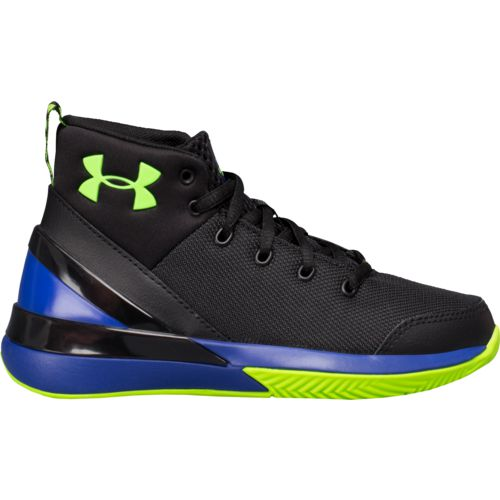 Under Armour Boys' BPS X Level Ninja Basketball Shoes