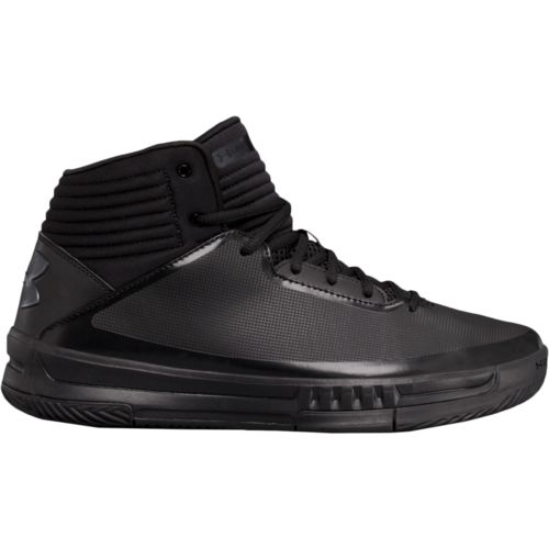 Under Armour Men's Lockdown 2 Basketball Shoes - view number 3