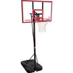 Spalding 44 in Portable Polycarbonate Basketball Hoop - view number 1