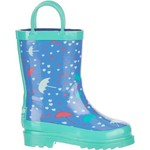 Austin Trading Co. Toddler Girls' Rubber Umbrella Boots - view number 1
