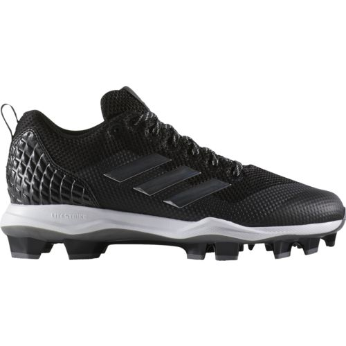 adidas Men's PowerAlley 5 TPU Baseball Cleats - view number 4