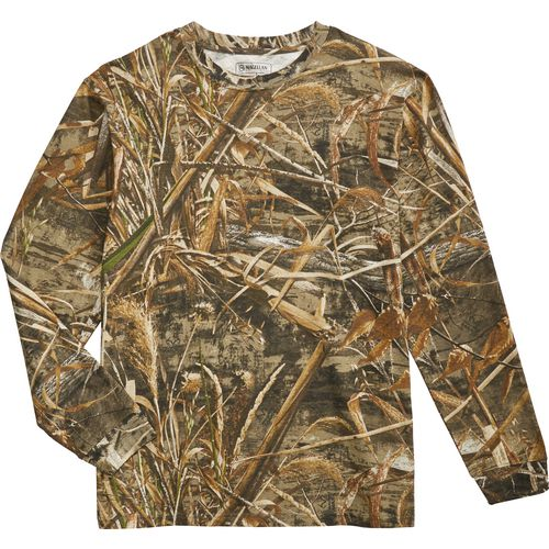 Magellan Outdoors Men's Hill Zone Long Sleeve T-shirt - view number 5