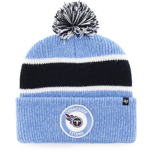 '47 Tennessee Titans Noreaster Cuff Knit Hat