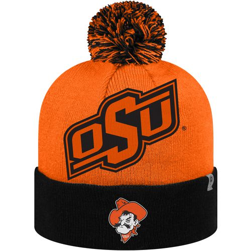 Top of the World Men's Oklahoma State University Blaster 2-Tone Knit Cap