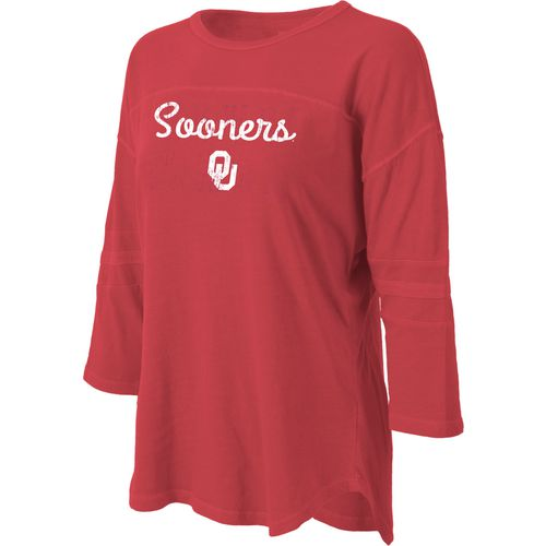 Boxercraft Women's University of Oklahoma Vintage Jersey