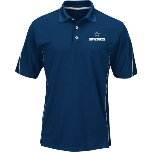 Dallas Cowboys Men's BT Ply-Pieced Polo Shirt