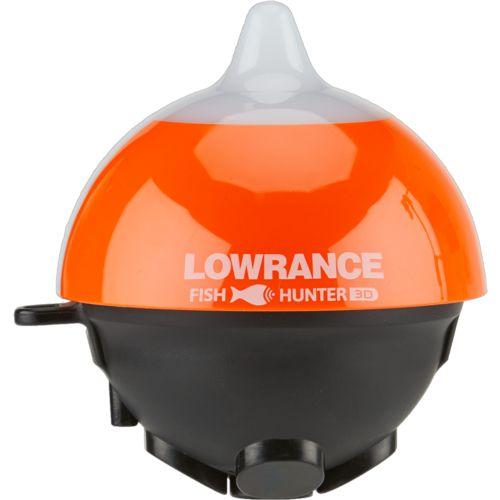 Lowrance FishHunter 3-D Wireless Transducer - view number 1