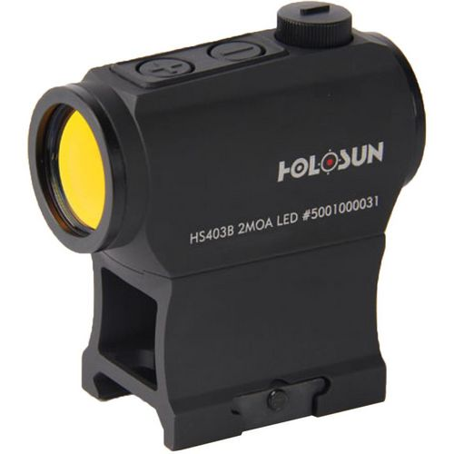 Holosun 20 mm Motion Sensing Red-Dot Sight