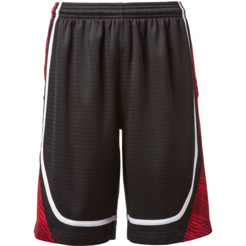 BCG Boys' Print Panel Basketball Shorts