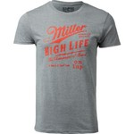 Big Bend Outfitters Men's Miller High Life Short Sleeve T-shirt - view number 1