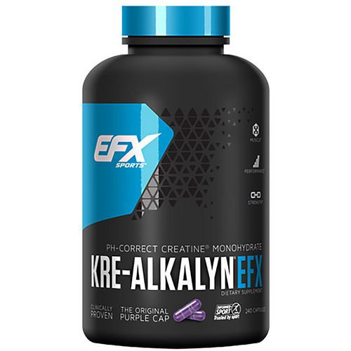 EFX Sports Kre-Alkalyn Capsules