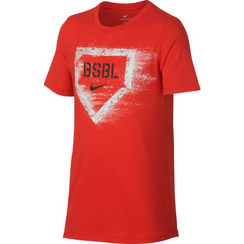 Display product reviews for Nike Boys' Dry Training T-shirt