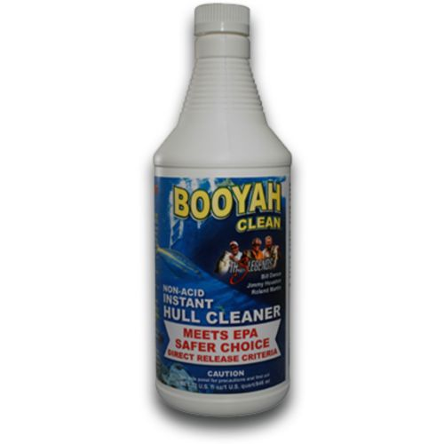BOOYAH Clean Nonacid Instant Hull Cleaner