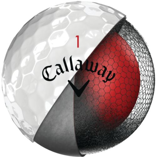 Callaway Chrome Soft '18 Golf Balls 12-Pack - view number 4