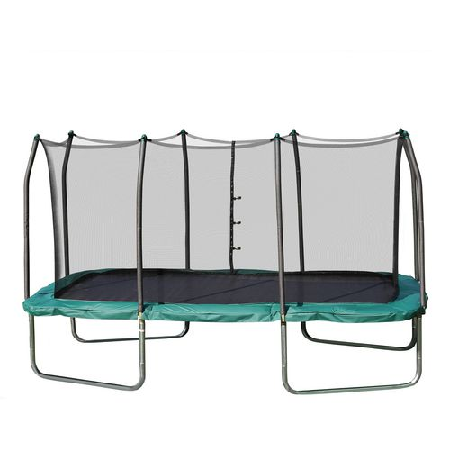Display product reviews for Skywalker Trampolines 14' Rectangle Trampoline with Enclosure