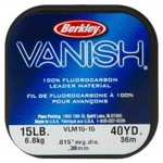 Berkley® Vanish® 15 lb. - 40 yards Fluorocarbon Leader Material
