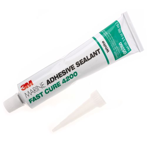 3M Marine Adhesive Sealant Fast Cure 4200 - view number 1