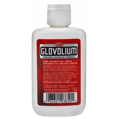 Display product reviews for Rawlings 4 oz Glovolium