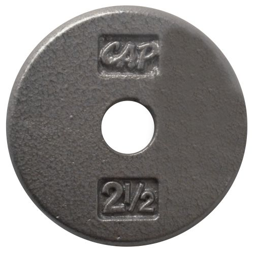 Display product reviews for CAP Barbell 2.5 lb. Standard Plate