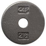 CAP Barbell 2.5 lb. Standard Plate - view number 1