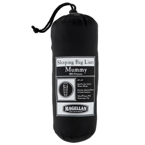 Magellan Outdoors™ Mummy Sleeping Bag Liner