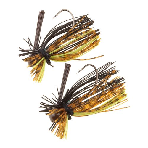 Jewel Eakins Bass Jig 5/16 oz 2-pack