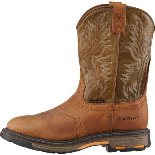 Display product reviews for Ariat Men's Workhog Work Boots