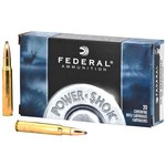 Federal Premium Ammunition Power-Shok .30-06 Springfield 150-Grain Centerfire Rifle Ammunition - view number 1