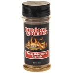 Outdoor Gourmet Texas Baby Back Rib Seasoning Rub
