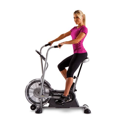 Image for Marcy Air 1 Fan Exercise Bike from Academy
