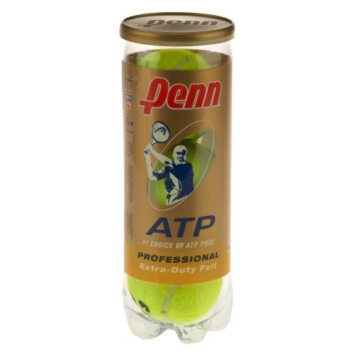 Penn ATP Tour XD Tennis Balls 1 Can/3-Pack - view number 1