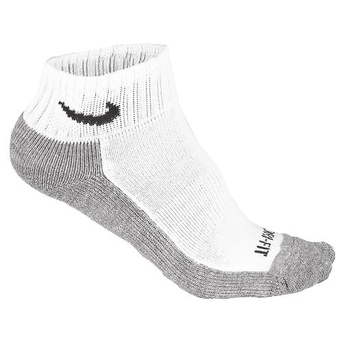 Nike Adults' Dri-FIT Half Cushion Quarter Socks - view number 1