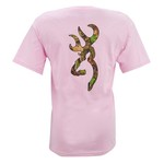 Browning Adults' Logo T-shirt