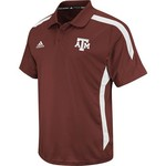 adidas Men's Texas A&M University Sideline Polo