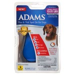 Adams™ Spot On Dog 13 - 31 lb. Topical Flea and Tick Treatment 3-Pack