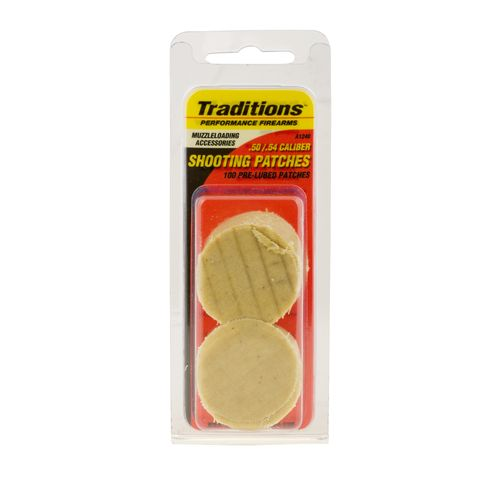Traditions WonderLube 1000 Plus™ Shooting Patches
