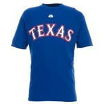 Majestic Youth Texas Rangers Ian Kinsler #5 T-shirt