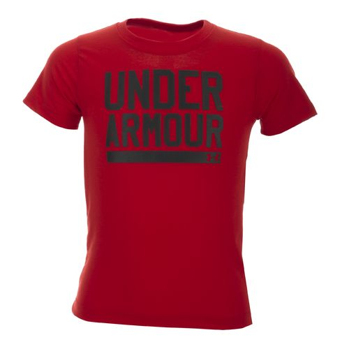Image for Under Armour® Toddler Boy's Branded T-shirt from Academy