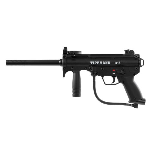 Image for Tippmann A5 Paintball Marker with Response Trigger from Academy