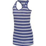 BCG™ Women's Heather Stripe Racerback V-neck Tank Top