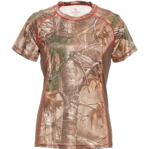 Game Winner  Women s Dura-Cool Realtree Xtra  Short Sleeve Performance T-shirt