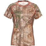 Game Winner® Women's Dura-Cool Realtree Xtra® Short Sleeve Performance T-shirt
